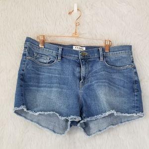 Frame Denim Le Cutoff Short Jean Shorts